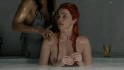 Lucy Lawless - Spartacus Blood and Sand1