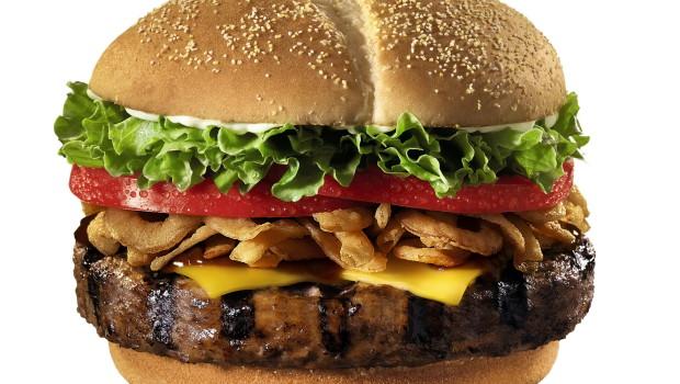 hamburger- krása