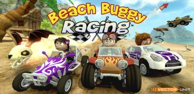 beach buggy racing banner