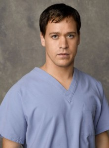 "GREY'S ANATOMY - T.R. Knight stars as George O'Malley on the ABC Television Network's ""Grey's Anatomy."" (ABC/BOB D'AMICO)"