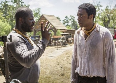 Steve McQueen Chiwetel Ejiofor 12 Years a Slave