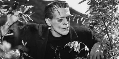 Frankenstein-Boris-Karloff