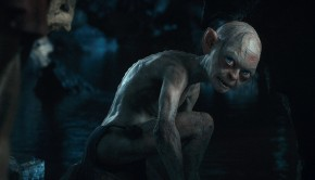 "Gollum voiced by ANDY SERKIS in New Line Cinema's and MGM's fantasy adventure ""THE HOBBIT: AN UNEXPECTED JOURNEY,"" a Warner Bros. Pictures release."