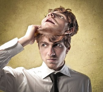 Young businessman taking off a mask; Shutterstock ID 100248338; Job: Psychopaths; Client: Katie Smythe