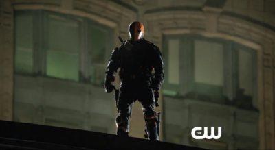 Deathstroke in Arrow