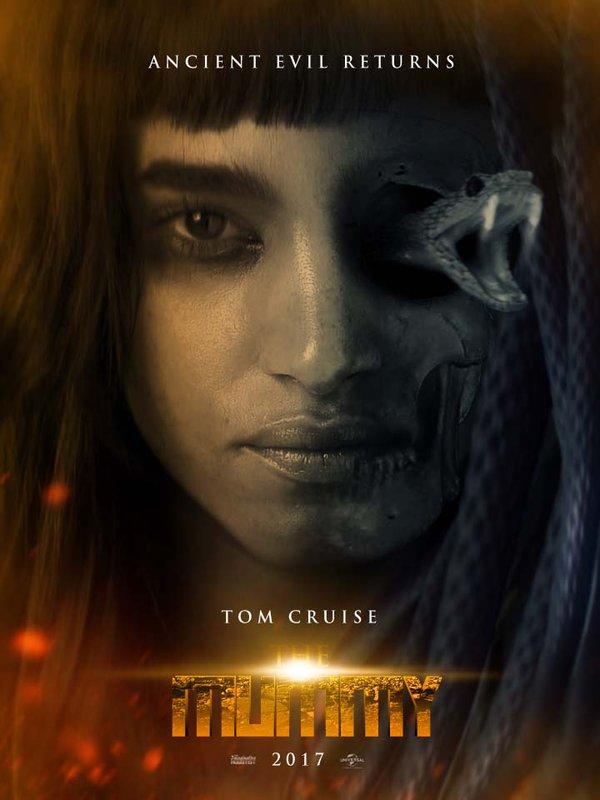 Reboot filmu Mumie s Tomem Cruisem v hlavní roli