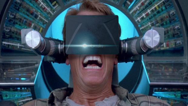 Vtipné reakce hráčů na virtuální realitu
