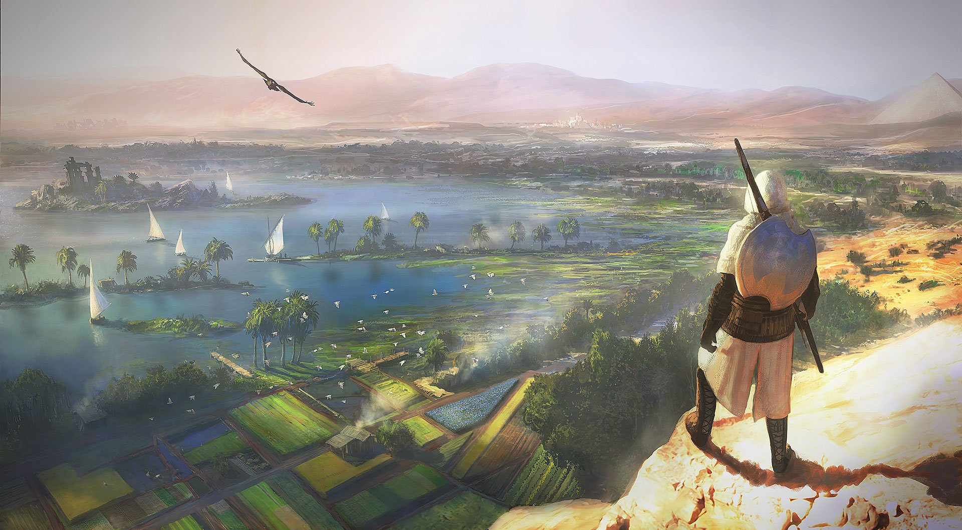 Assassins Creed - Pravda a fikce aneb Okénko do historie