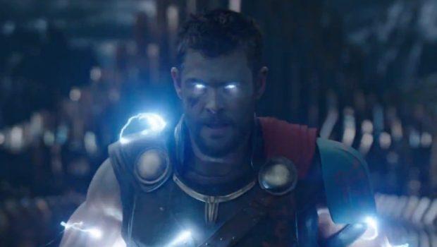 První reakce Thor Ragnarok