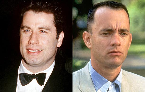 herci, kteří odmítli filmové role