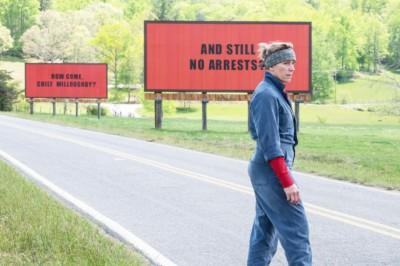 první reakce tři billboardy kousek za ebbingem