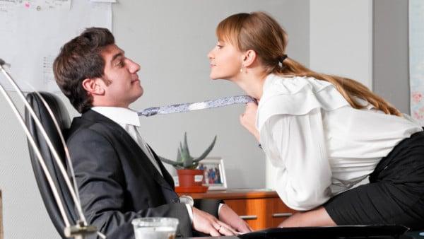 sex na pracovišti